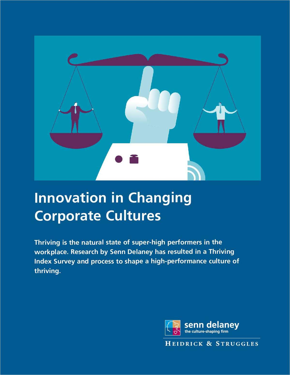 Innovation in Changing Corporate Cultures