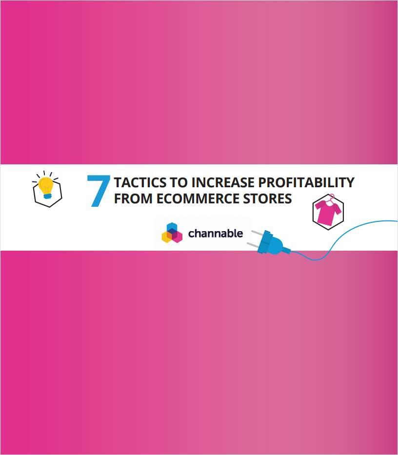 Tip Sheet: 7 Tactics to Increase Profitability from eCommerce Stores
