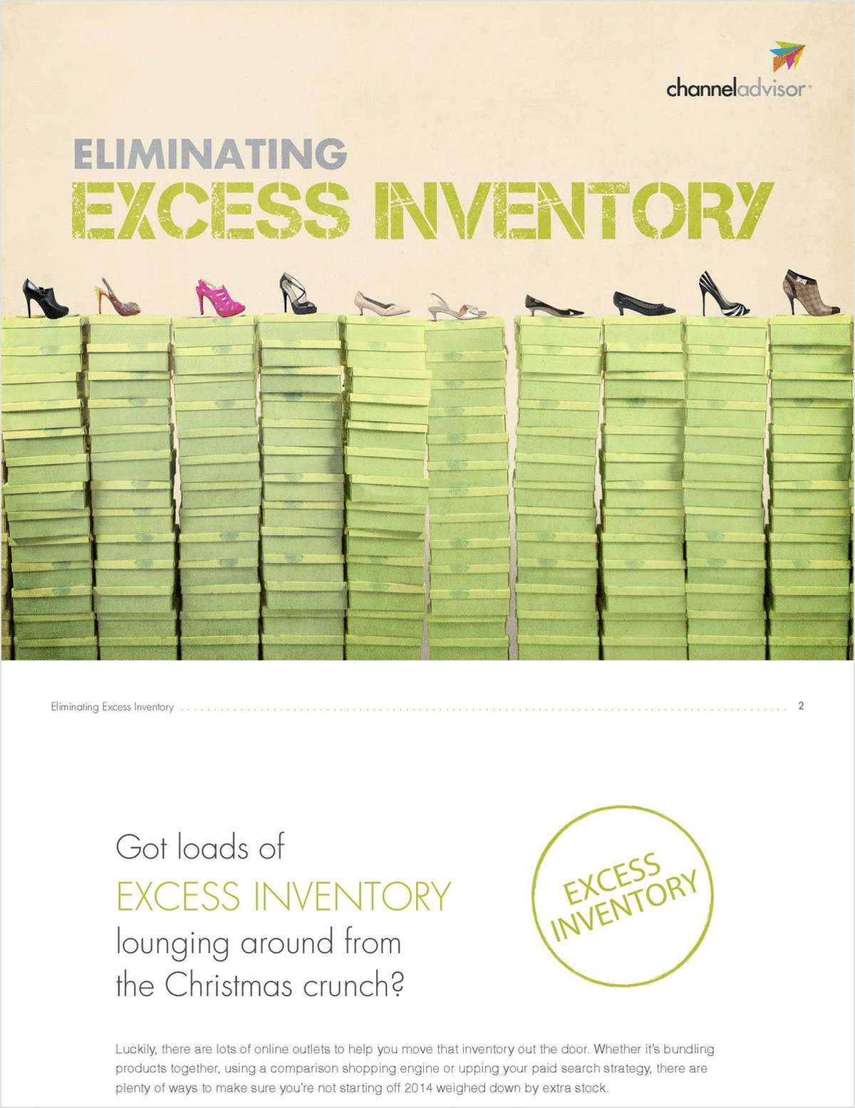 9 Tips to Help You Eliminate Your Excess Inventory