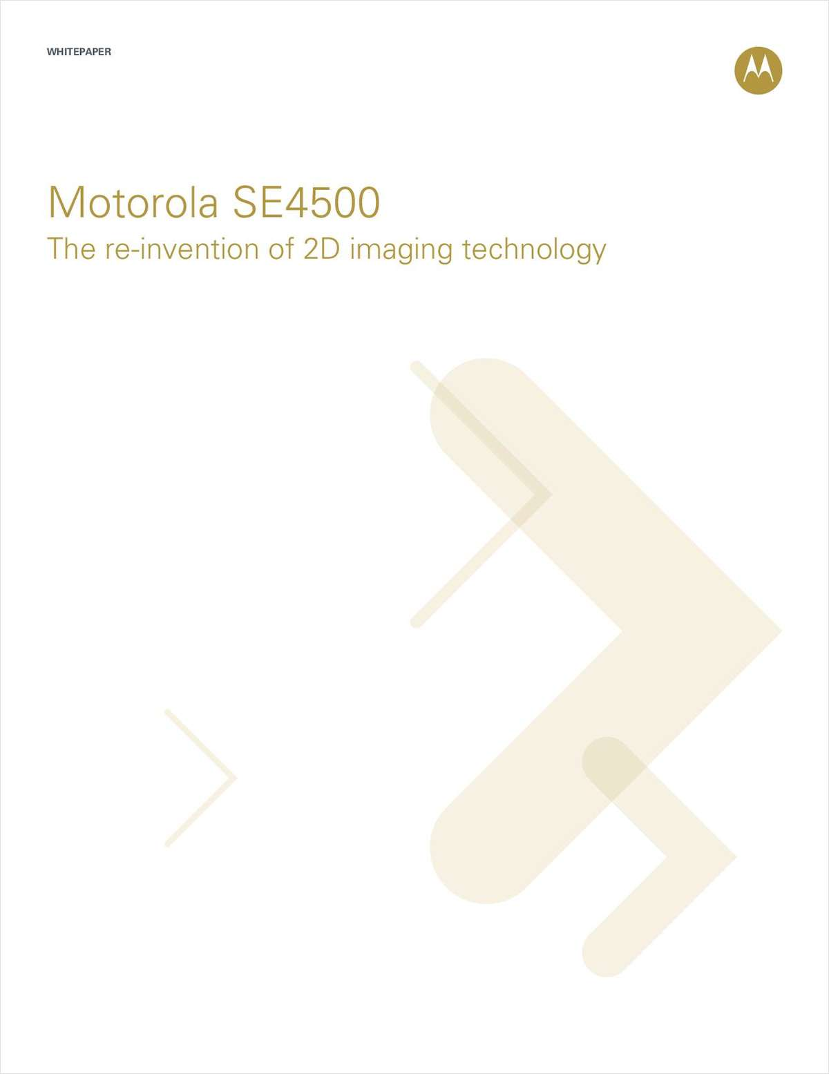 2D Imaging Technology Reinvented