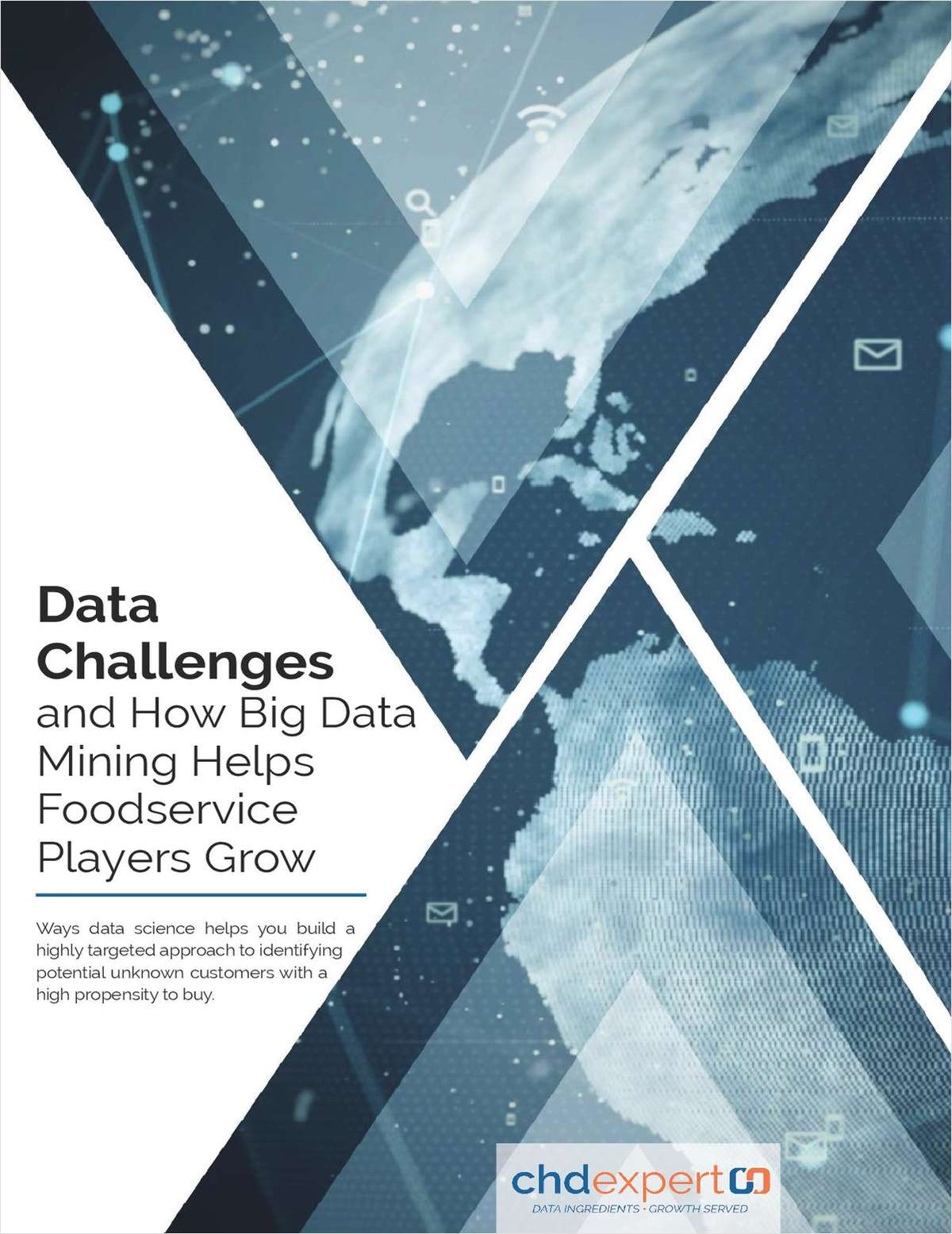 The Biggest Data Challenges Affecting the Foodservice Industry