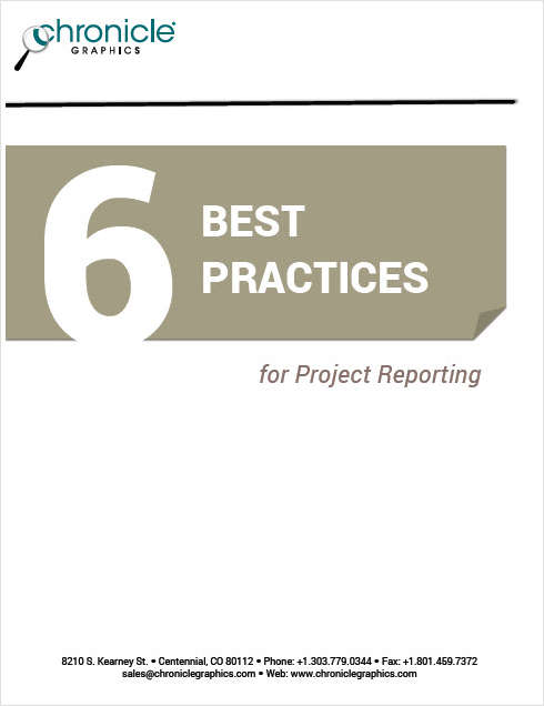 Six Best Practices for Project Reporting