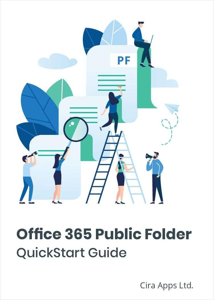 Office 365 Public Folder QuickStart Guide