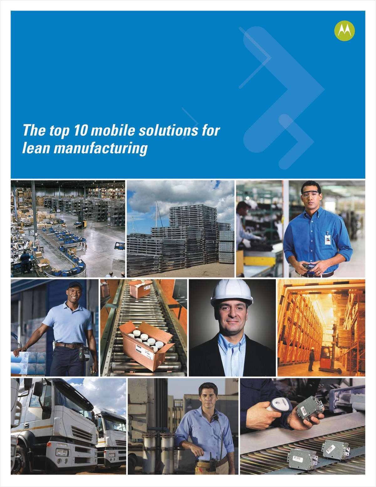 The Top 10 Mobile Solutions for Lean Manufacturing