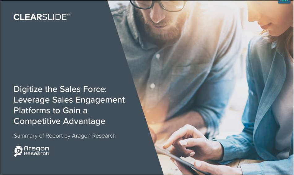 Sales Enablement vs Sales Engagement & the Future of Selling