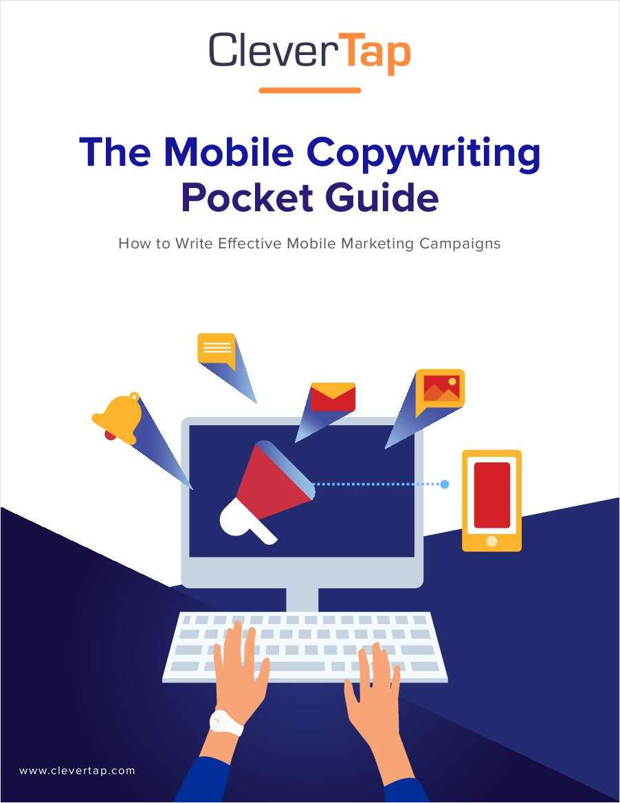 The Mobile Copywriting Pocket Guide