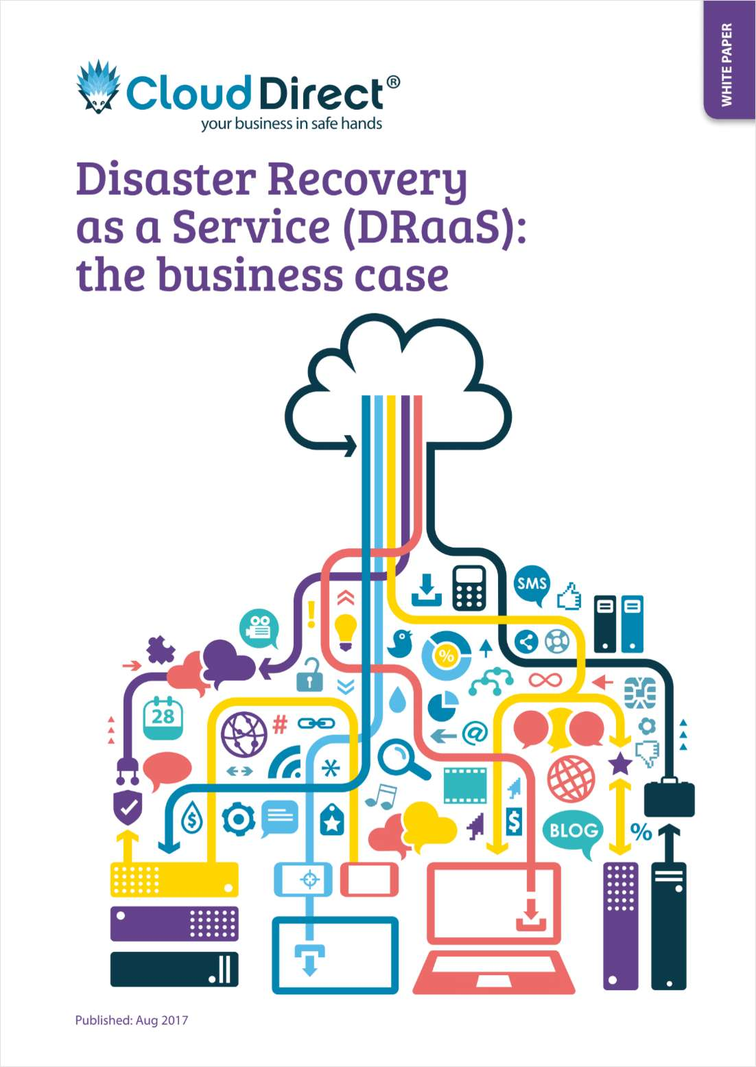 Whitepaper - Disaster Recovery as a Service (DRaaS): the business case