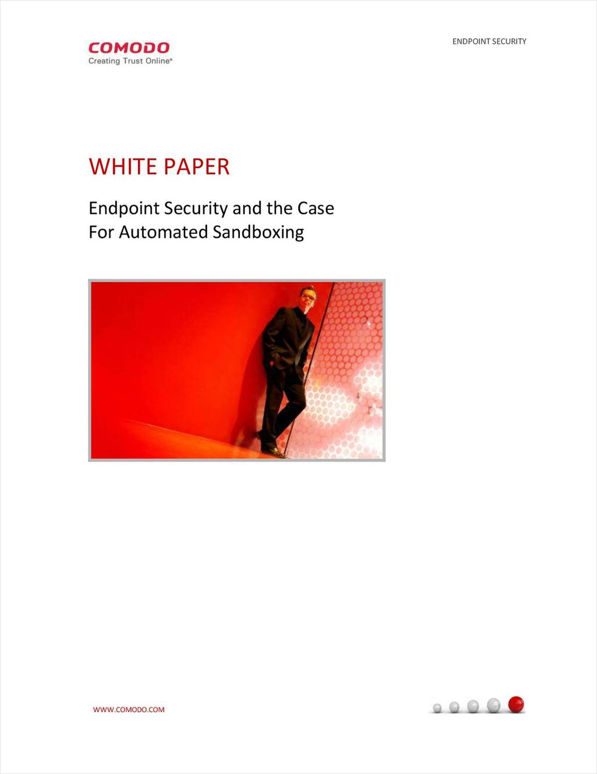 Endpoint Security and Auto-Sandboxing