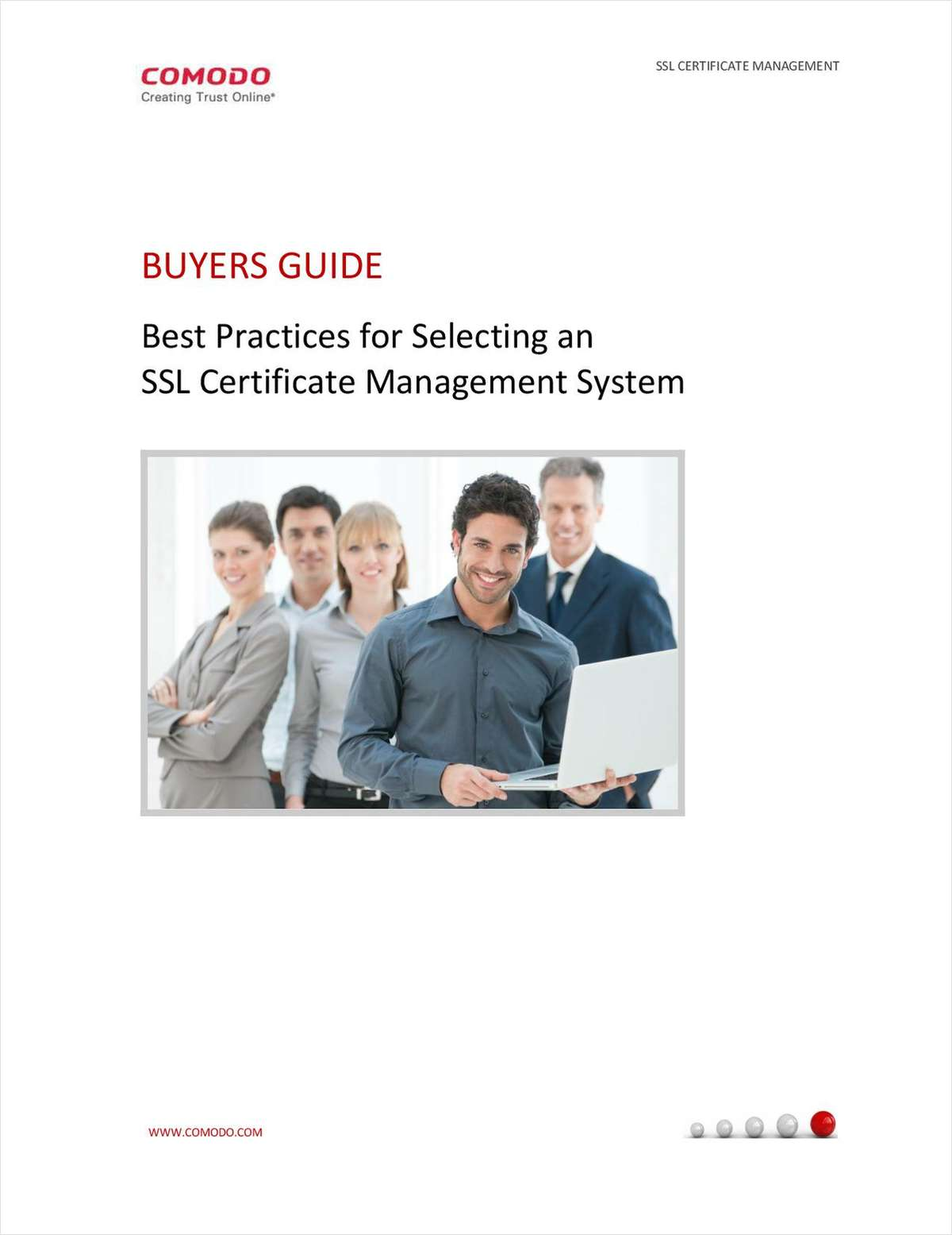 Buyer's Guide: Selecting an SSL Management System
