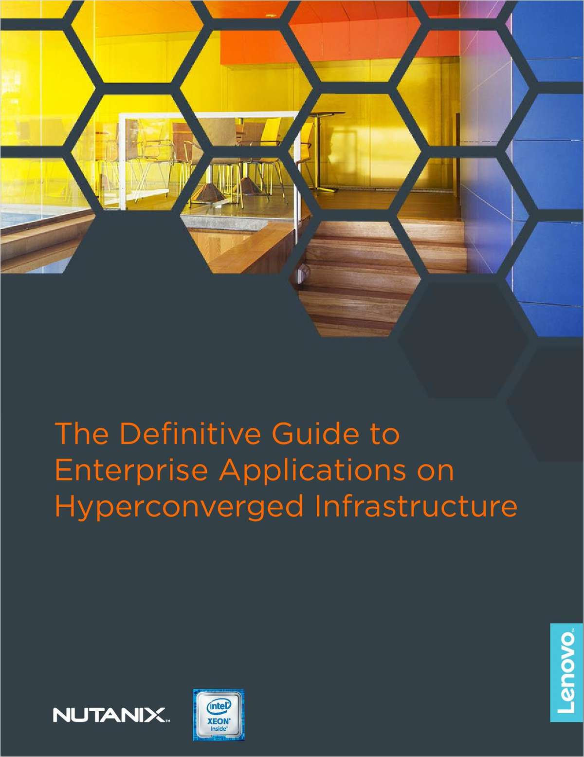 The Definitive Guide to Enterprise Applications on Hyperconverged Infrastructure