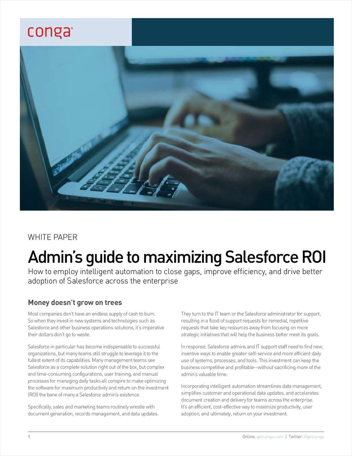 The Admin's Guide to Maximizing Salesforce ROI