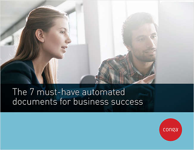 The 7 Essential Documents to Automate for Business Success