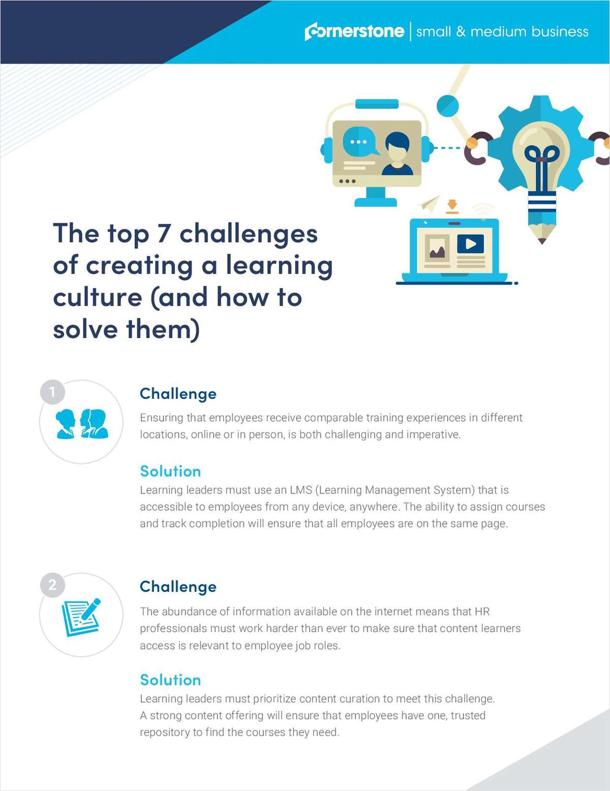 The Top 7 Challenges Of Creating A Learning Culture (And How To Solve Them)