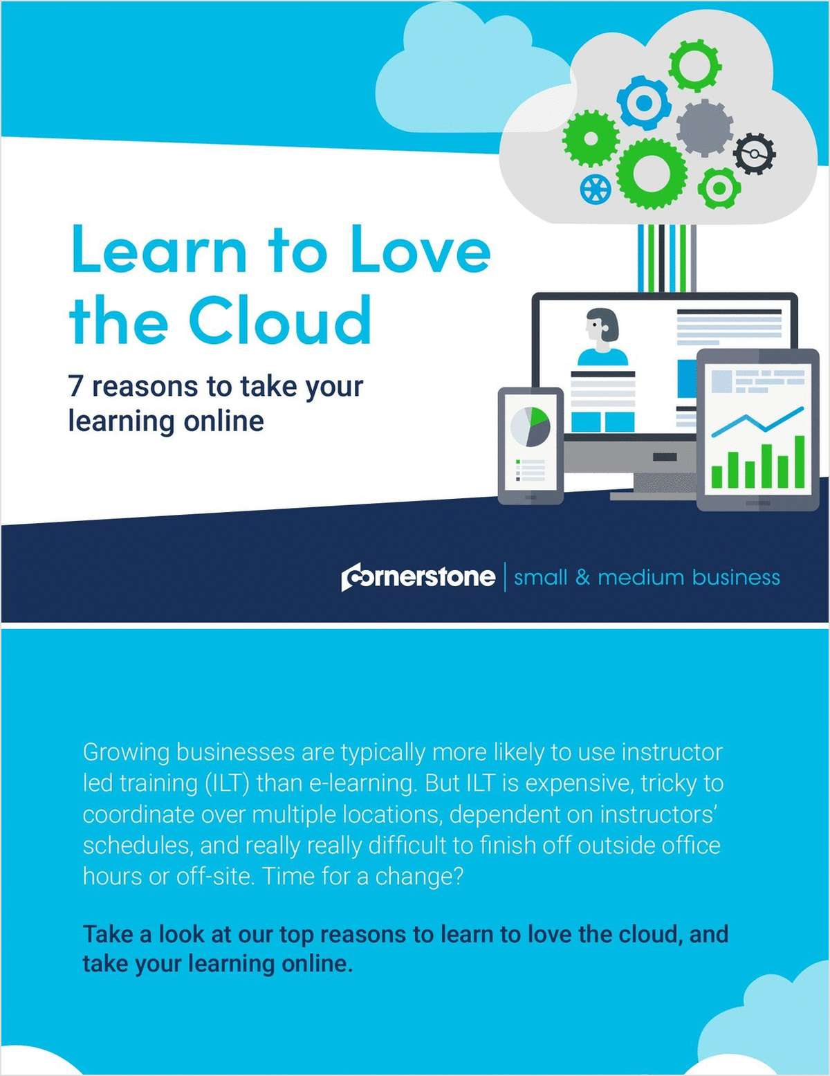 Learn To Love The Cloud