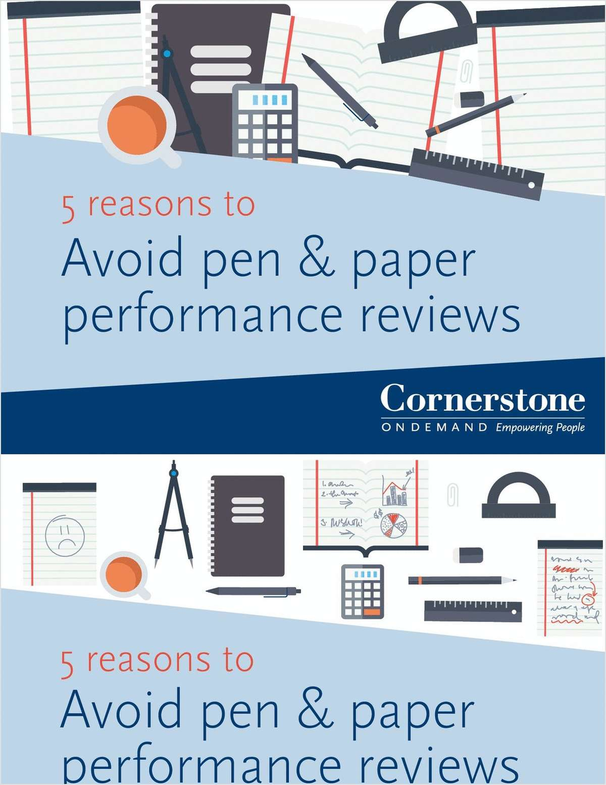 5 Reasons to Avoid Pen & Paper Performance Reviews in Growing Organizations