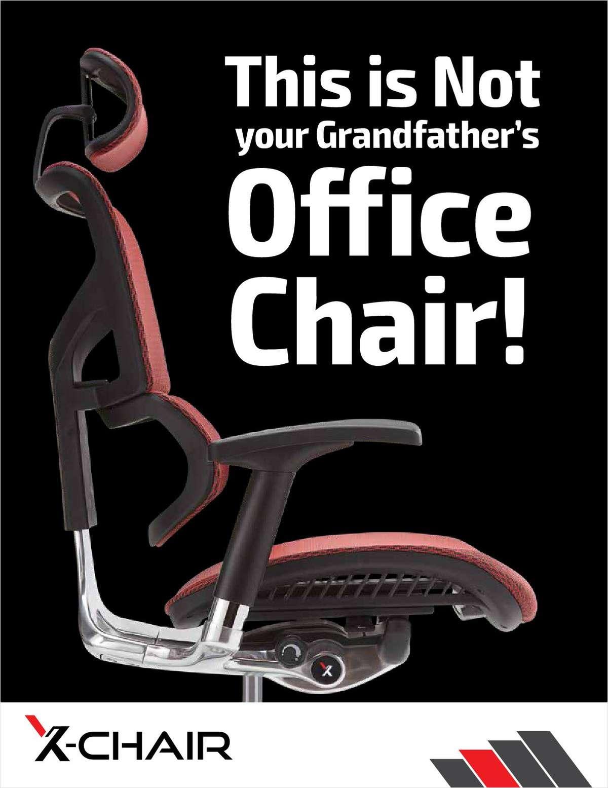 X-Chair Digital Catalogue
