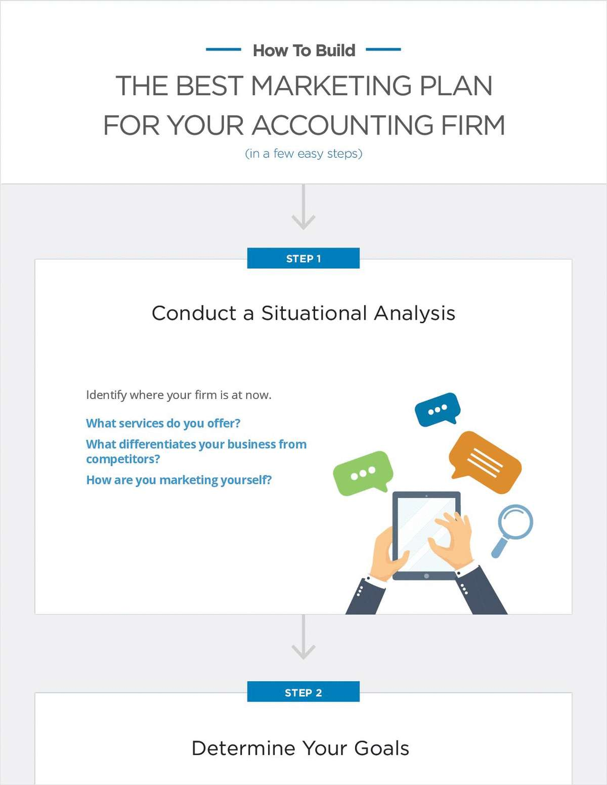 Build the Best Accounting Marketing Plan