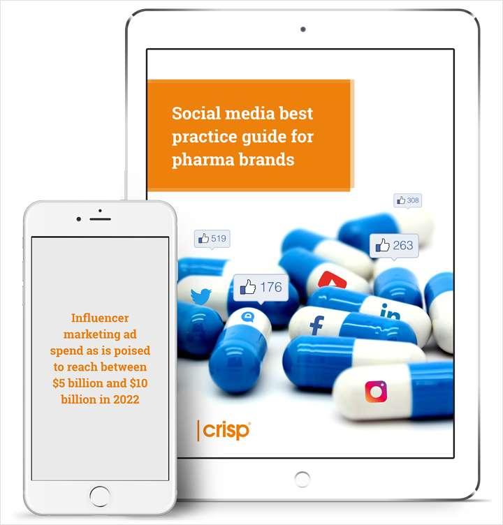 Social Media Best Practice Guide for Pharma Brands