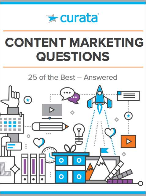 25 Content Marketing Questions Answered