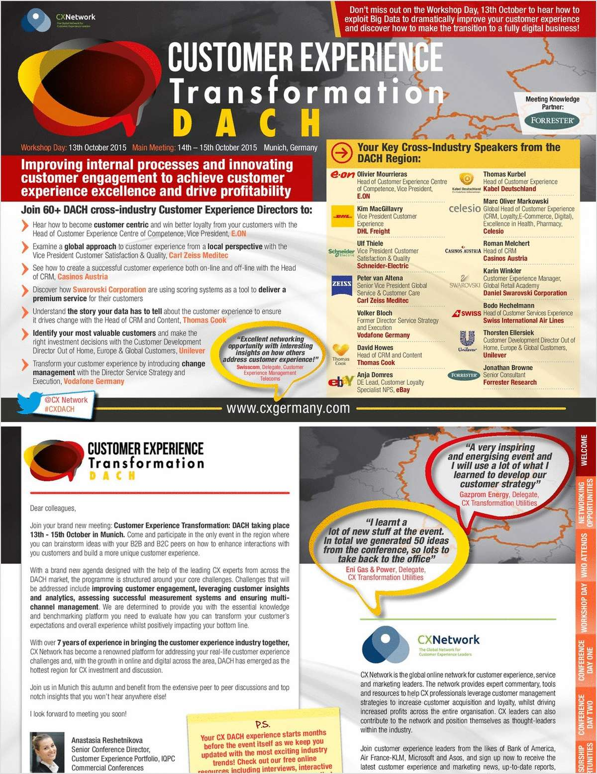 Customer Experience Transformation in the DACH Region