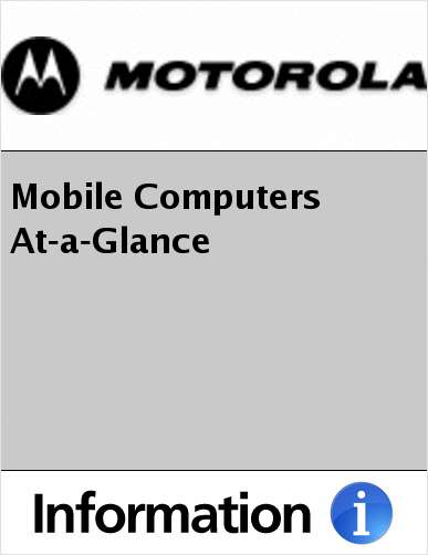 Mobile Computers At-a-Glance