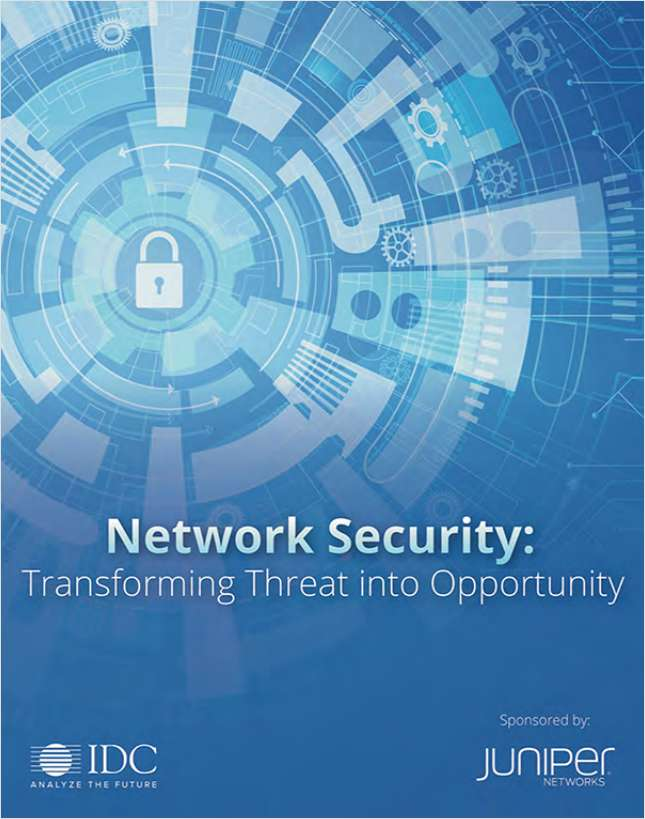 Network Security: Transforming Threat into Opportunity
