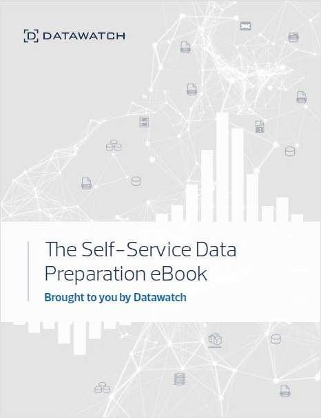 The Self-Service Data Preparation eBook