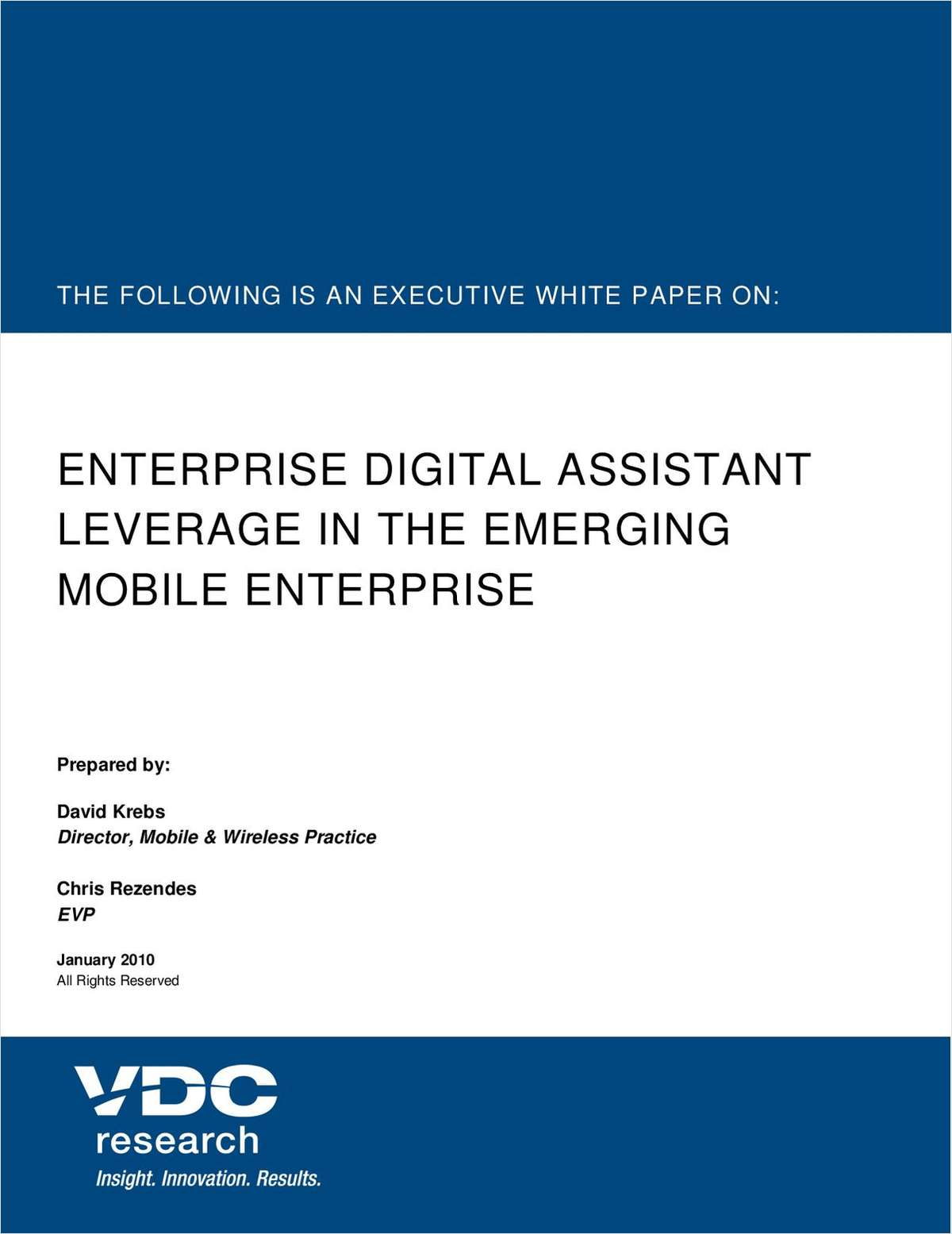 How Different Is Life with an Enterprise Digital Assistant?
