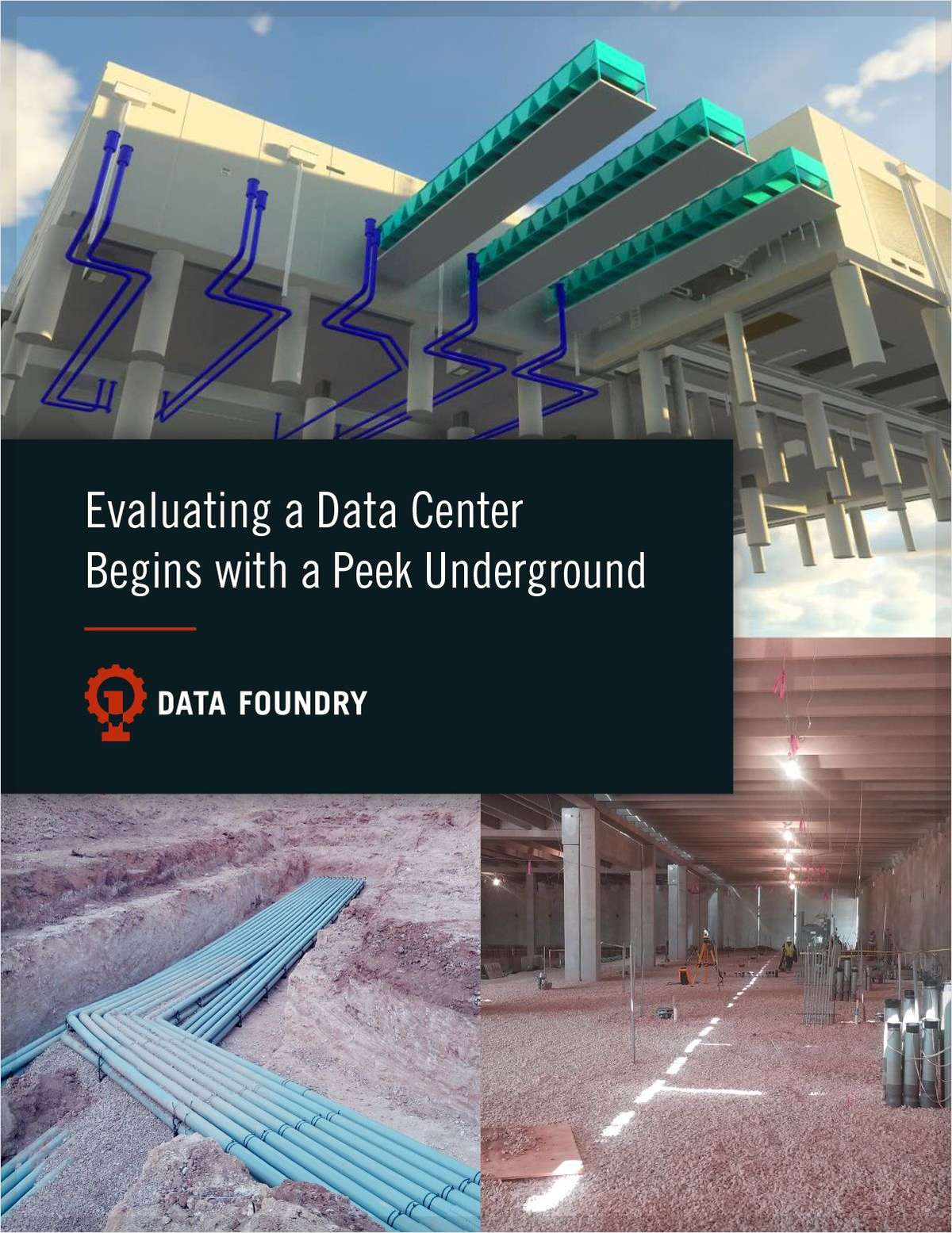 Evaluating a Data Center Begins with a Peek Underground