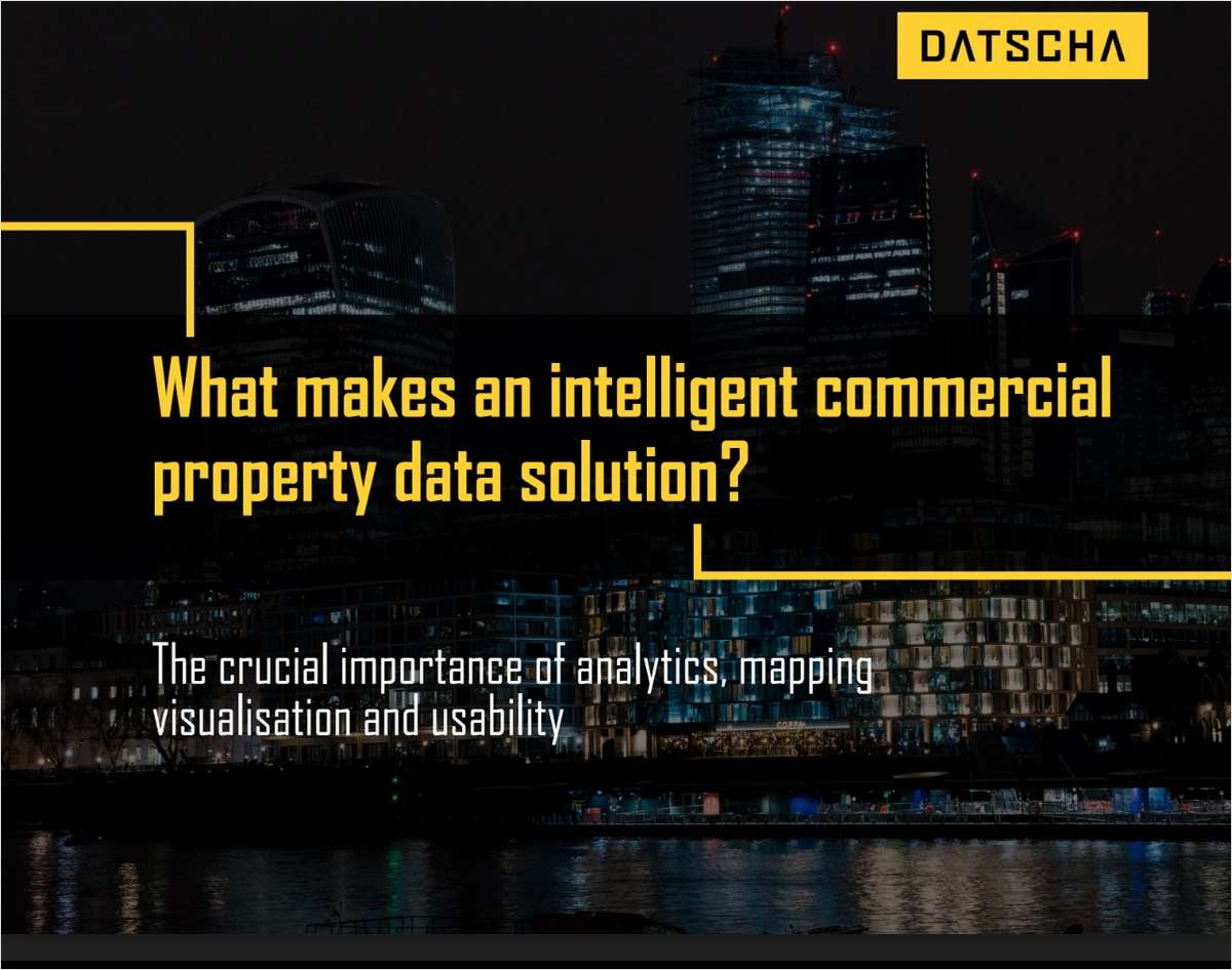 What to Look for in a Data Intelligence and Mapping Tool
