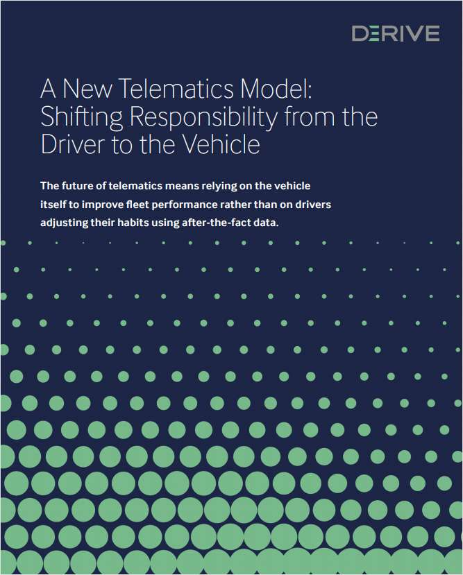 A Vehicle-Centric Active Telematics Solution for Fleets