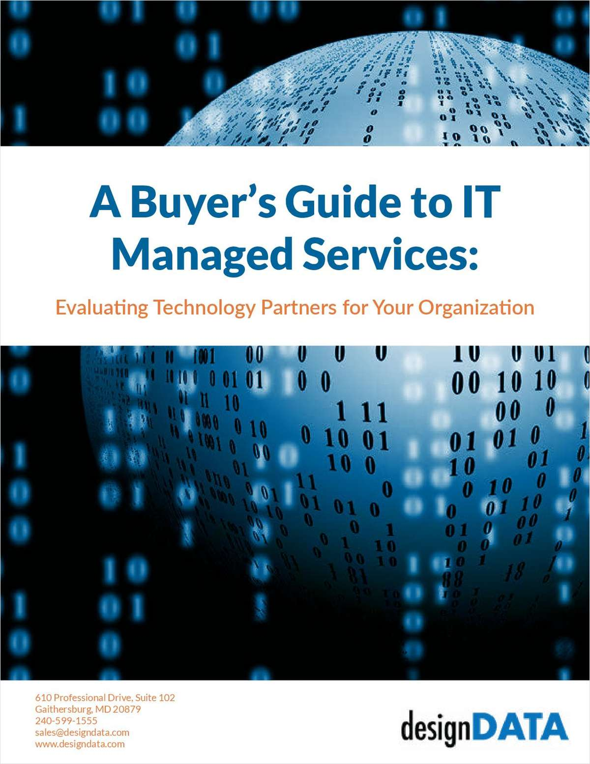 A Buyer's Guide to IT Managed Services: Evaluating Technology Partners for Your Organization