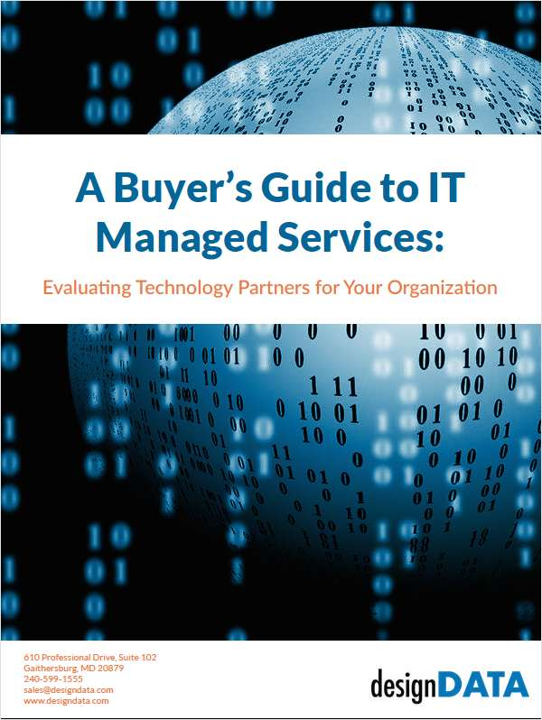 A Buyer's Guide to Managed IT Services