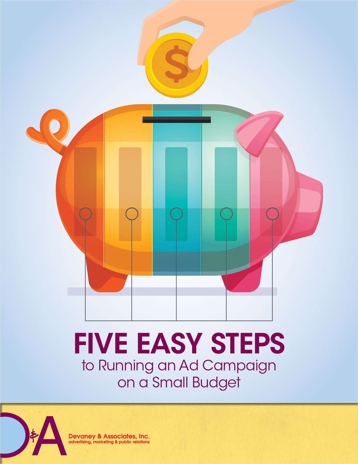 5 Easy Steps to Running an Ad Campaign on a Small Budget