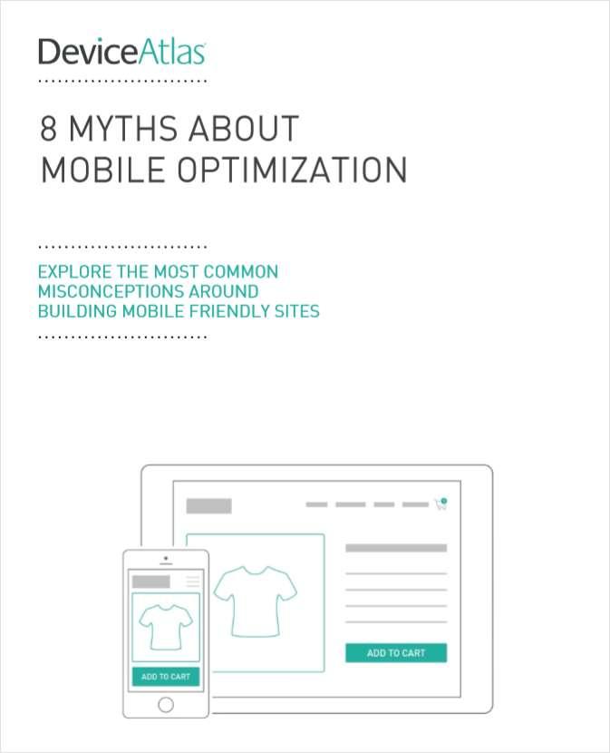 8 Myths About Content Optimization