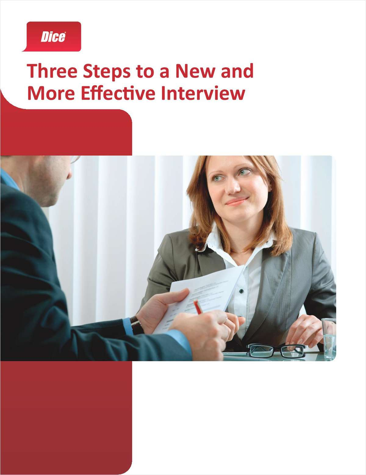 Three Steps to a New and More Effective Interview
