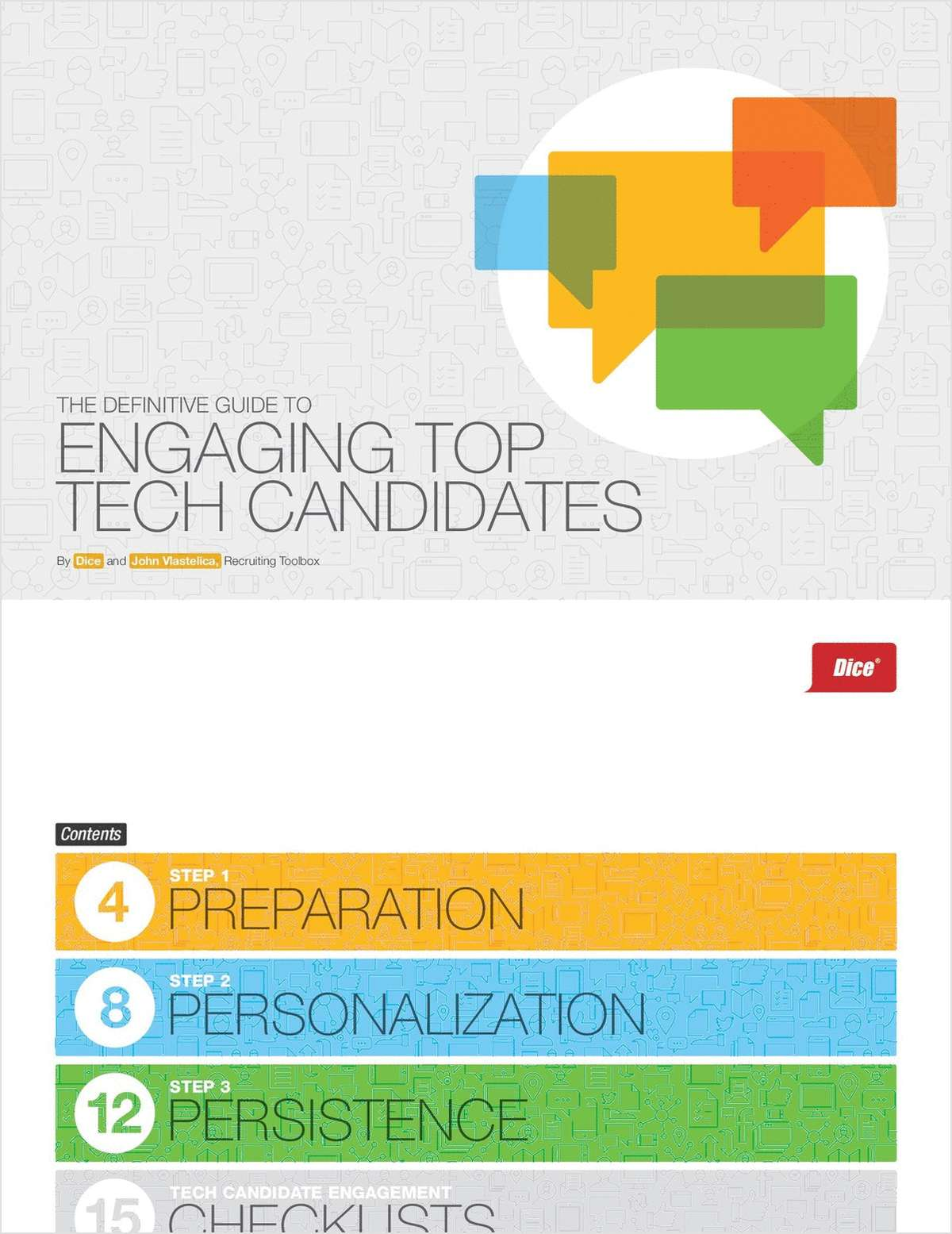 The Definitive Guide to Engaging Tech Candidates