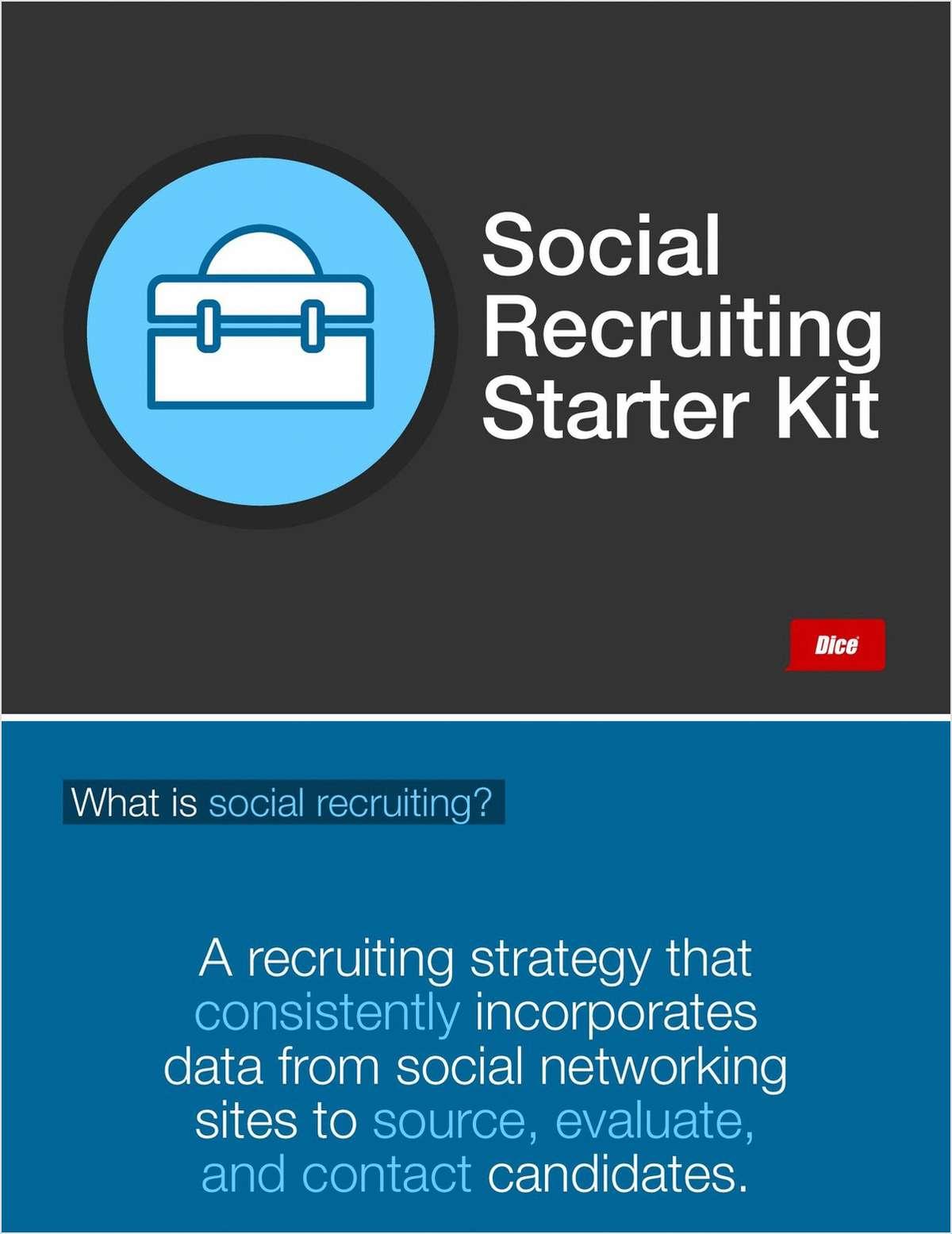 Social Recruiting Starter Kit