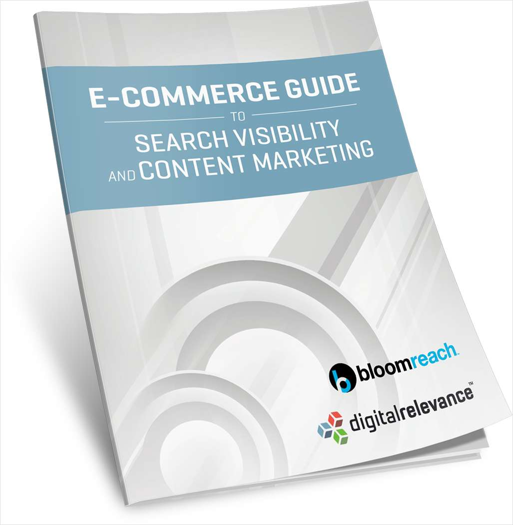 e-Commerce Guide to Search Visibility and Content Marketing