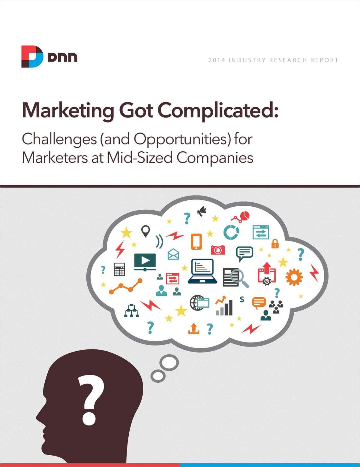 Marketing Got Complicated