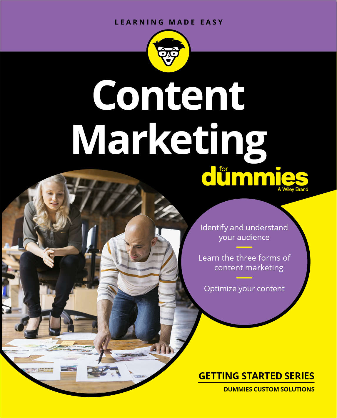 Getting Started with Content Marketing For Dummies