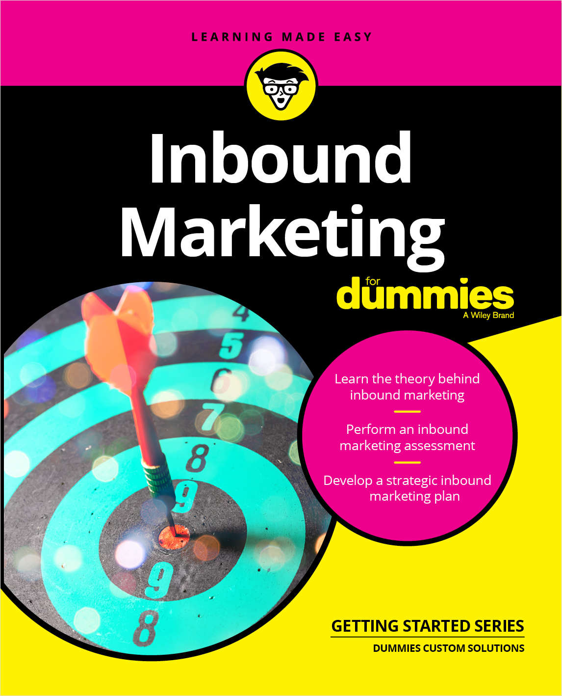Getting Started with Inbound Marketing For Dummies