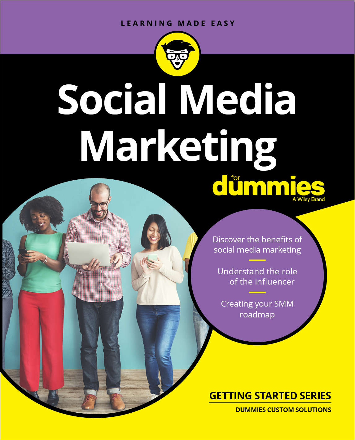 Getting Started with Social Media Marketing For Dummies