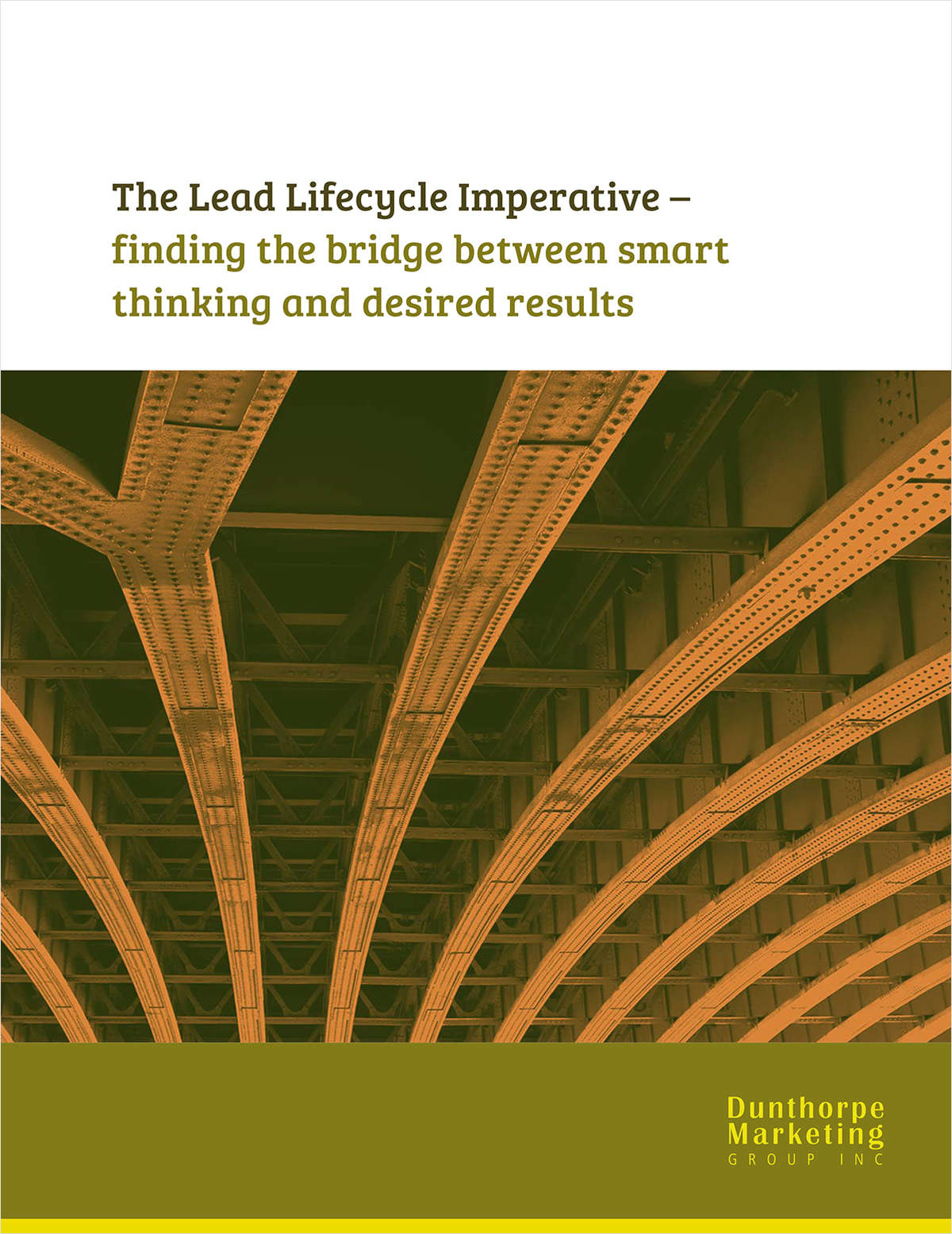 The Lead Lifecycle Imperative