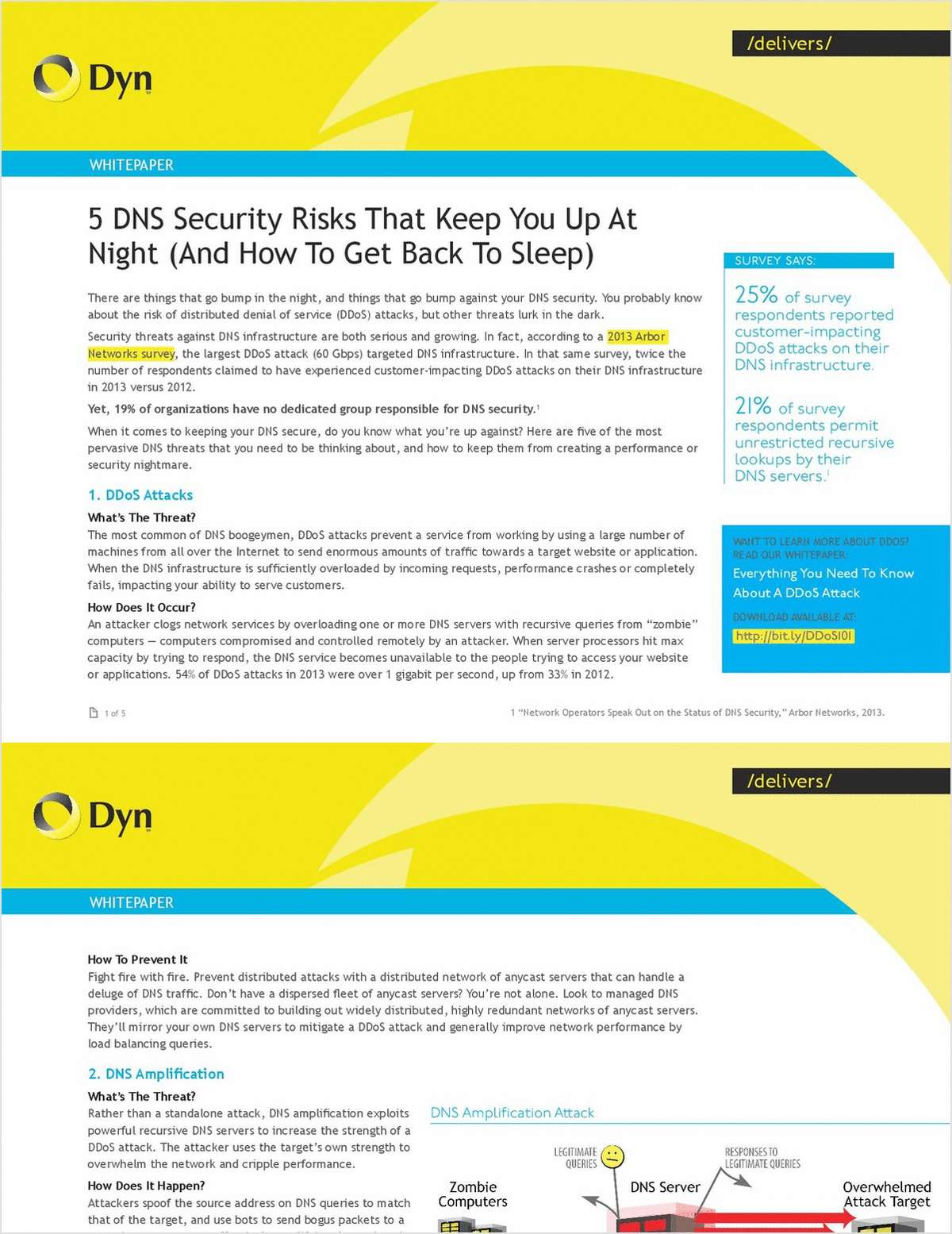 5 DNS Security Risks That Keep You Up At Night (And How To Get Back To Sleep)