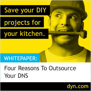 4 Reasons to Outsource Your DNS