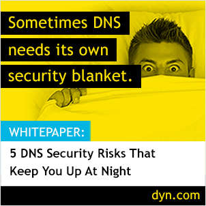 5 DNS Security Risks That Keep You Up At Night