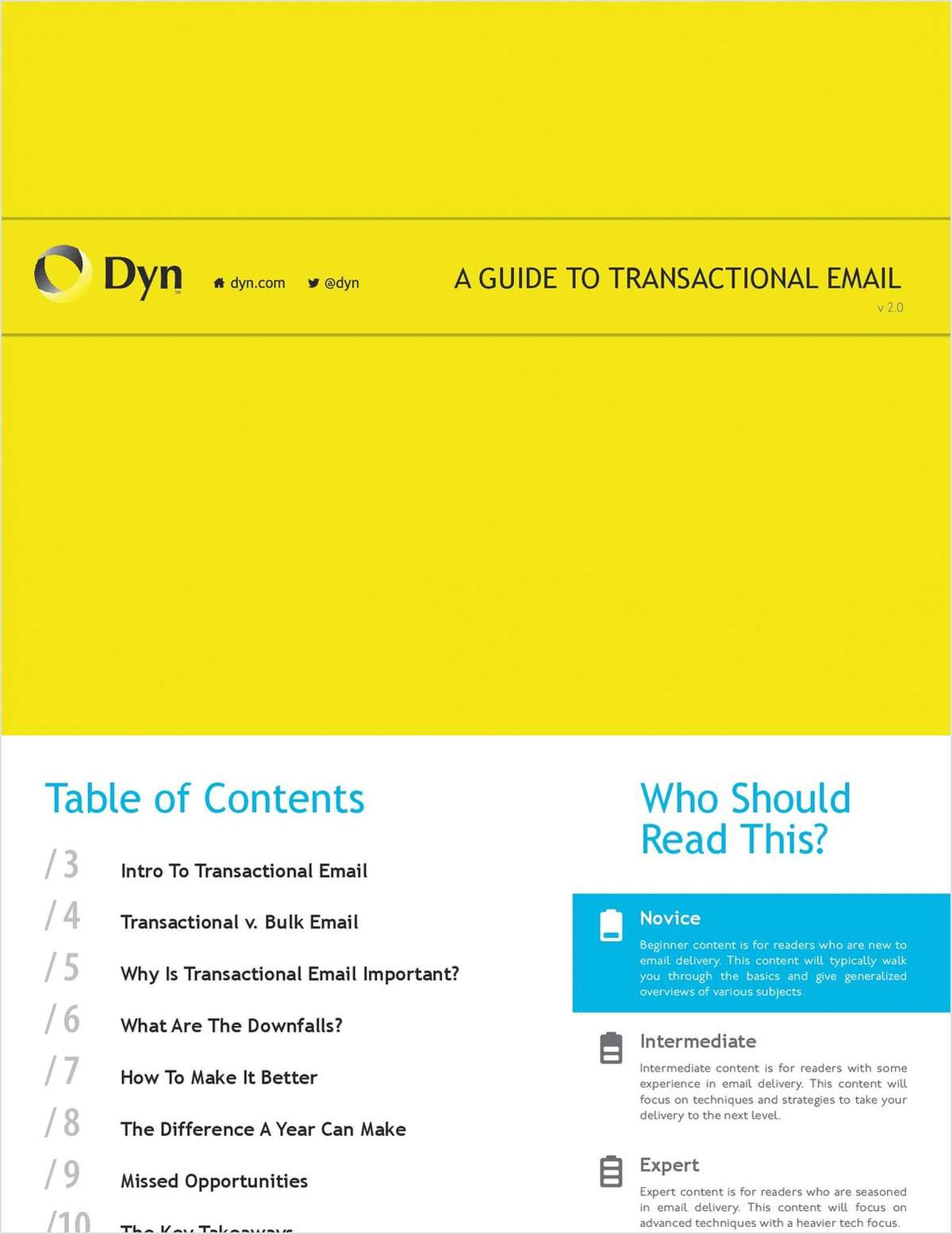 A Guide to Transactional Email