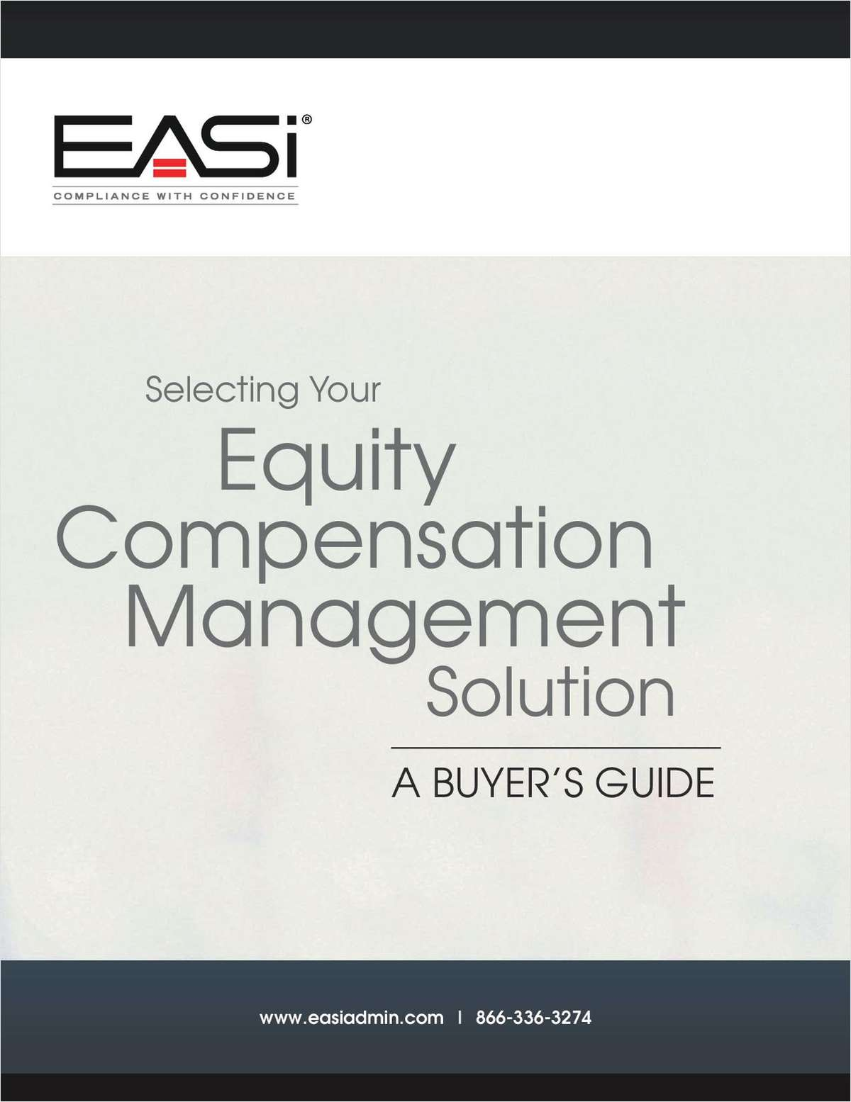 Selecting Your Equity Compensation Management Solution: A Buyer's Guide
