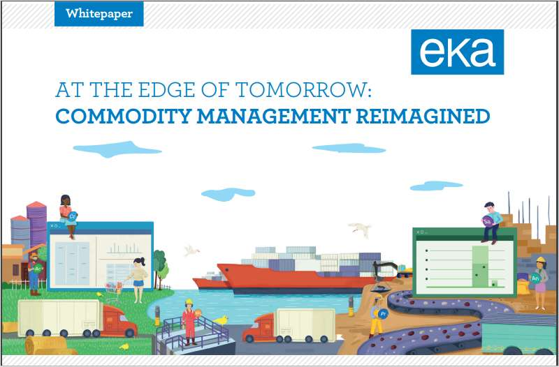 At The Edge Of Tomorrow: Commodity Management Reimagined